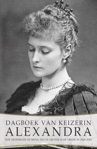 Tsarina Alexandra's Diary Cover