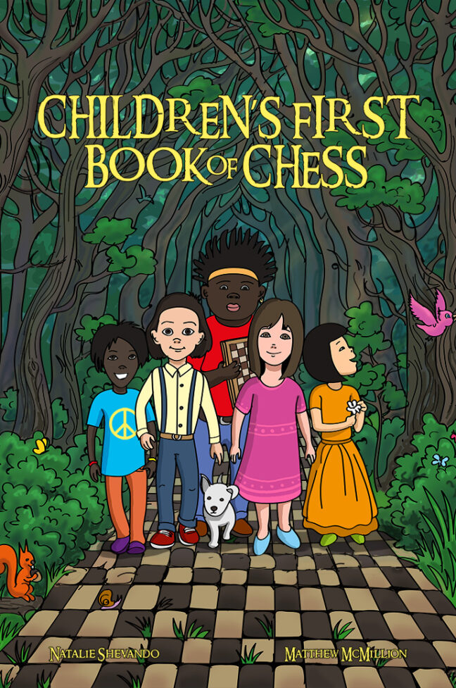 Children's First Book of Chess
